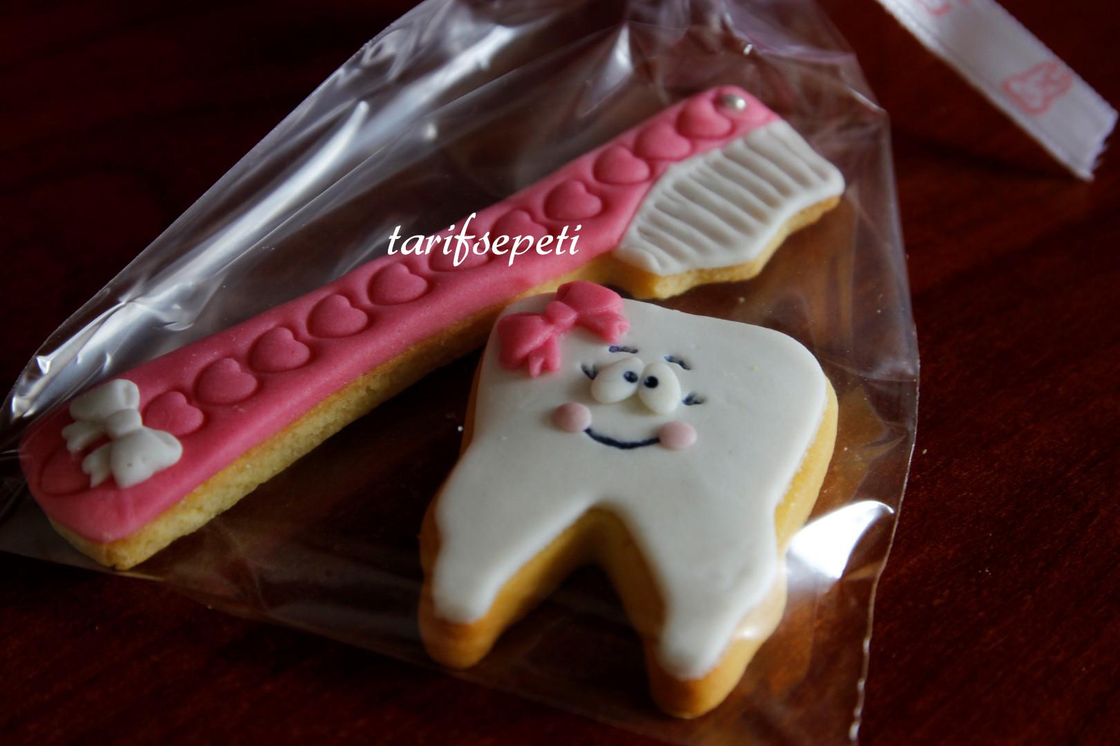 diş kurabiye set