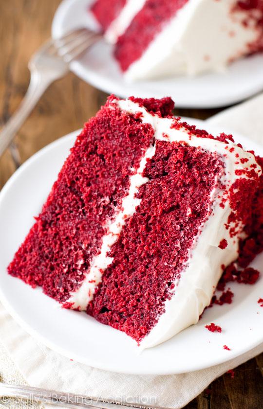 Kırmızı kadife kek tarifi