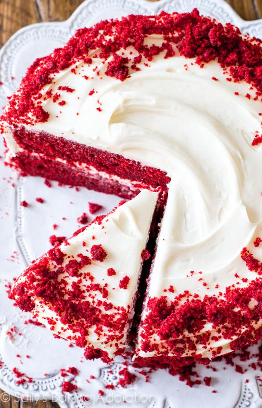 Red Velvet Cake Recipe For  Inch Square Pan